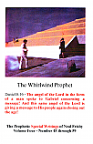 Volume 4 - The Whirlwind Prophet!